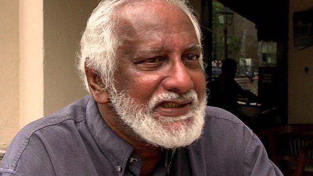 Conrad Raj