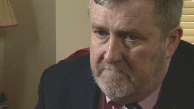 Sinn Féin's Cathal Ó hOisín said no dogma can account for the personal trauma that the death causes