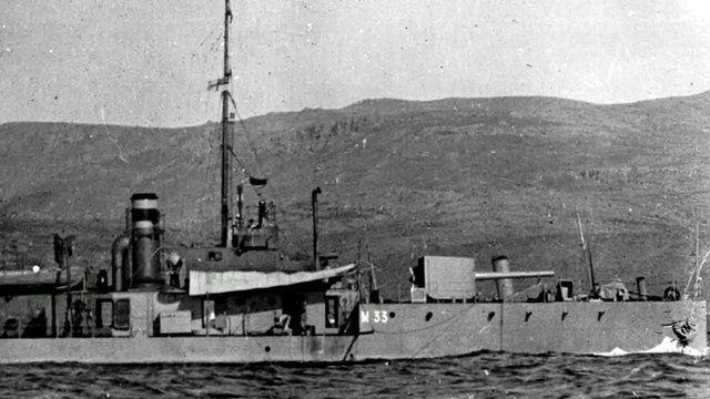 HMS M33