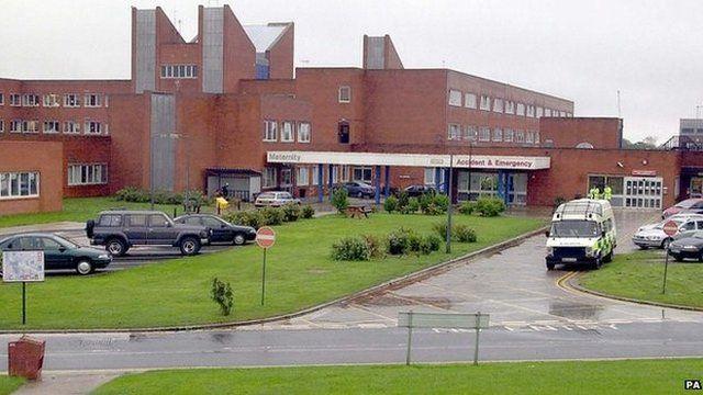 Furness General Hospital