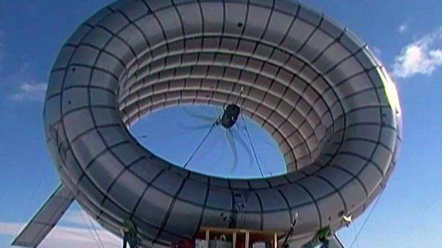 The Bat turbine