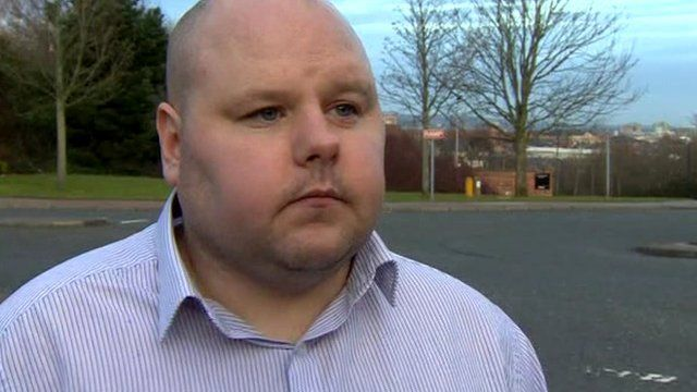 Employee Christopher McNally says staff were told that Belfast was an integral part of the firms strategy