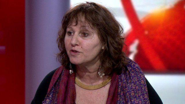 Film-maker Leslee Udwin