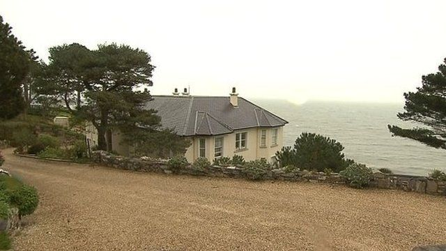 The disputed house at Gorse Hill was once valued at 30m euros (£22m), as Shane Harrison reports.