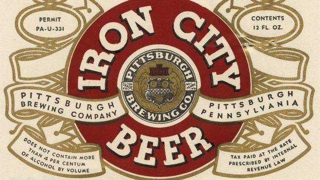 Iron city ad