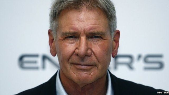harrison ford height