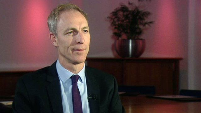 Scottish Labour leader Jim Murphy rules out a Labour-Conservative coalition post the general election in May