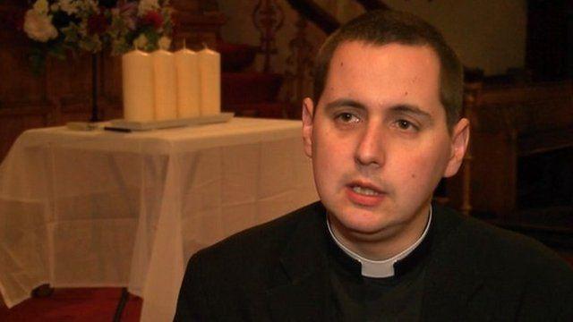 Father Ben Andrews