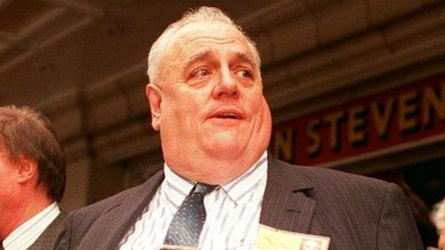 Cyril Smith circa September 1990