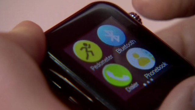Apple Watch fake