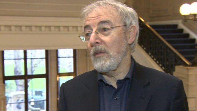 Prof Gerry Holtham