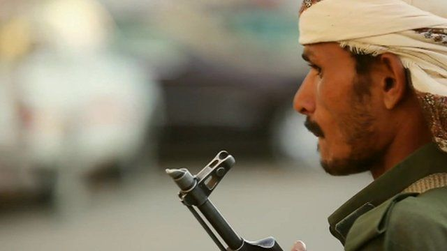 The rise of the Houthis
