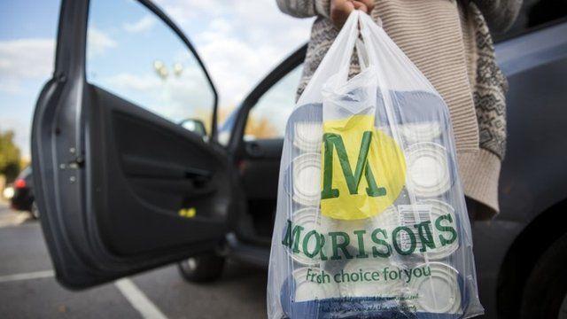 Morrisons bag