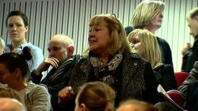 Victims at Penrose inquiry conference