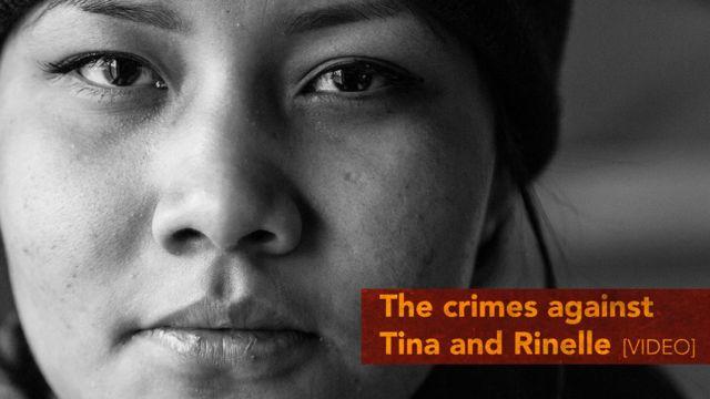 Murdered young woman, Winnipeg, Canada