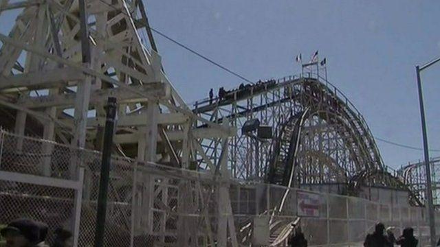 The Coney Island Cyclone