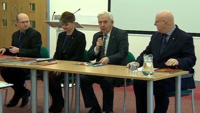 Plaid Cymru 2015 manifesto launch