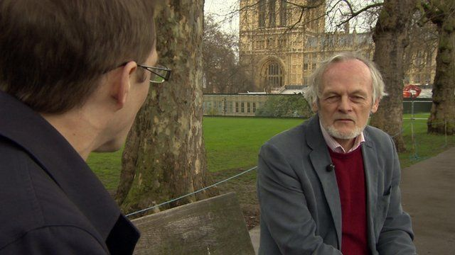 Interview with BBC's David Cowling