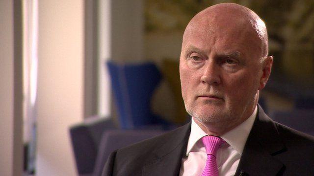 Co-op Group chairman Allan Leighton