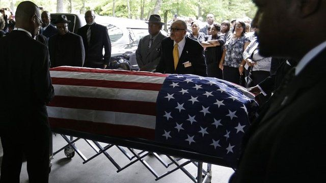 Walter Scott's coffin