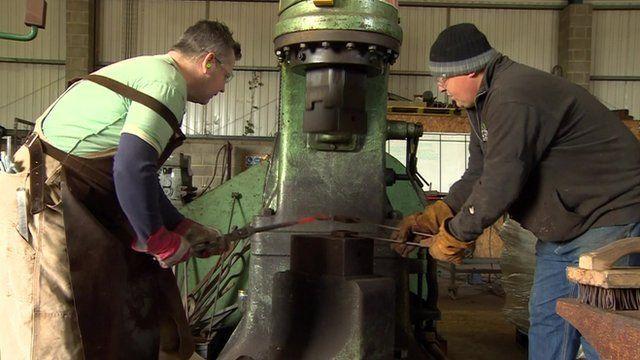 Blacksmiths in Yorkshire