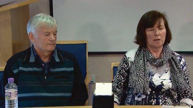 John and Marianne Buckley