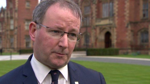The university's vice-chancellor Patrick Johnston said the cuts had the potential to damage the reputation of Queen's.