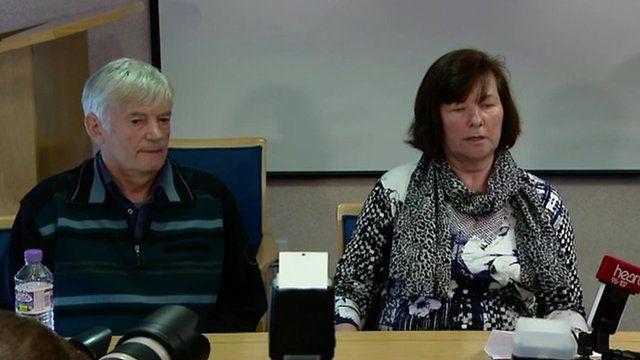 Buckley parents
