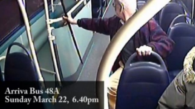 The police are appealing for anyone shown in the CCTV images to contact them