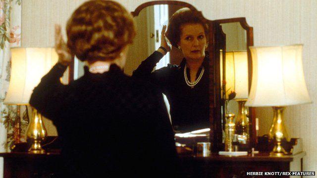 Margaret Thatcher in 1983