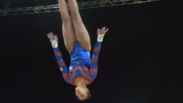 European Championships: Ellie Downie sets personal best