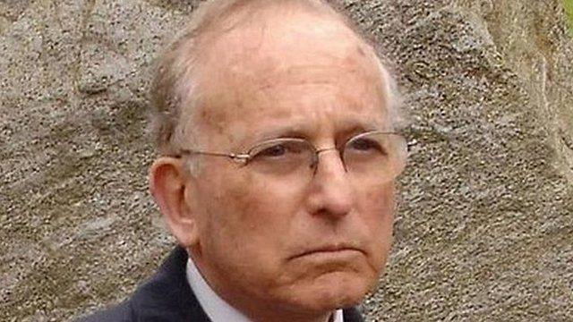 Lord Janner in 2006
