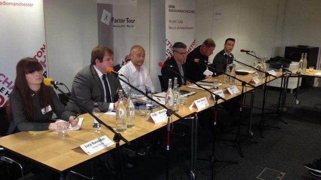 Radio Manchester election debate