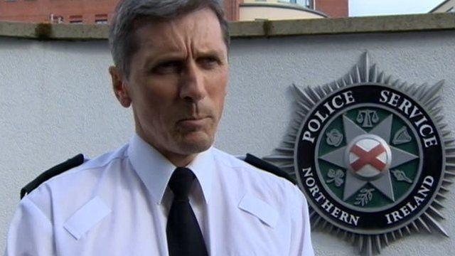 PSNI Chief Inspector Tony Callaghan says young people are engaging in highly dangerous activity