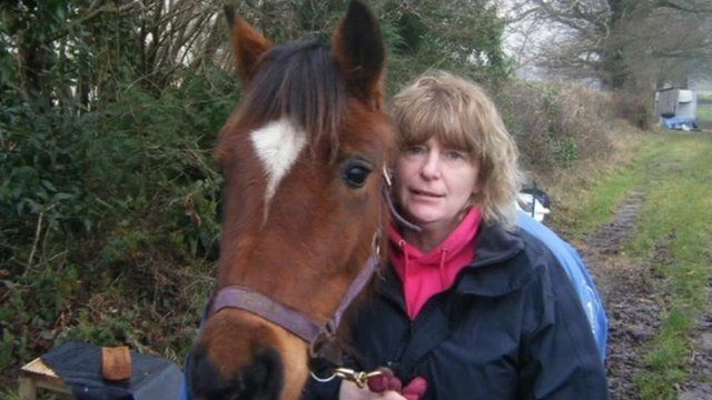 Pennie Davis was stabbed 14 times at Leygreen Farm near Beaulieu