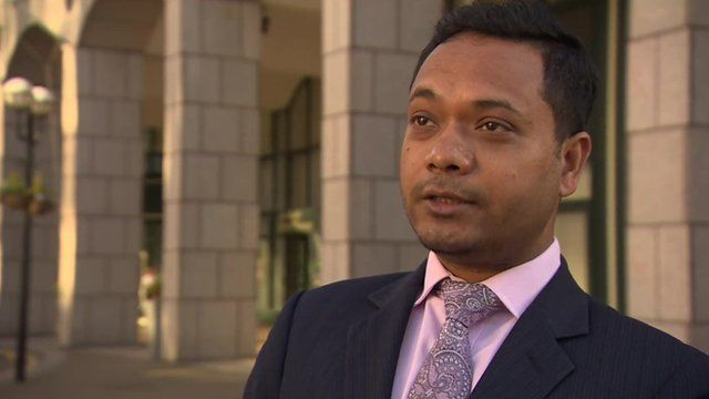 Tower Hamlets deputy mayor councillor Oliur Rahman