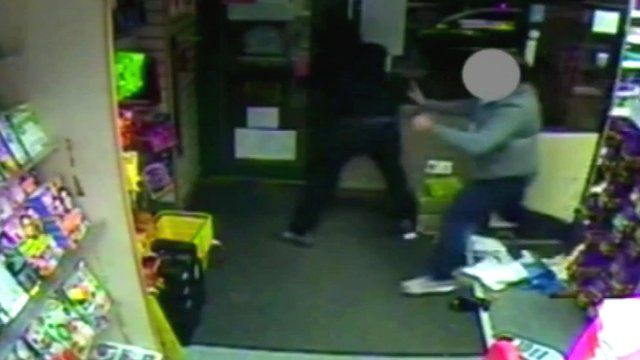 Shop theft