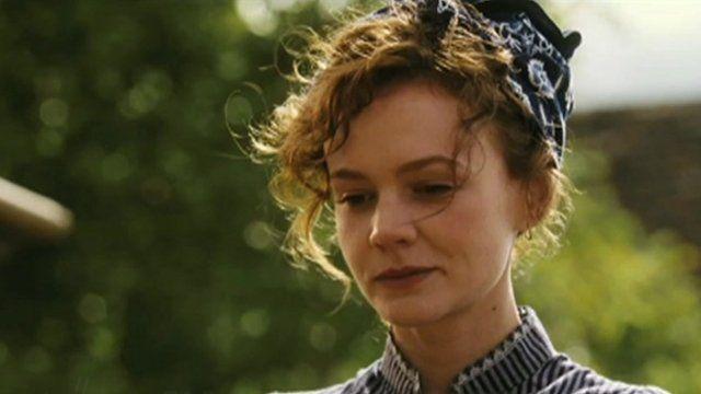 Carey Mulligan as Bathsheba Everdene