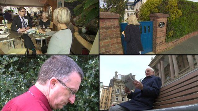 Minor parties campaigning in North West