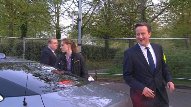Election 2015 Oxfordshire Tories Retain Majority Bbc News