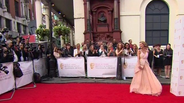 Stars on the red carpet