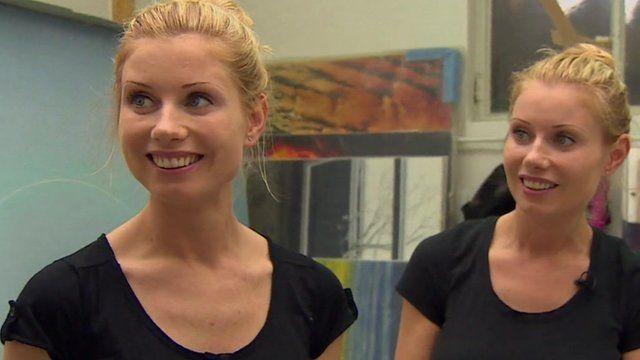 Irina and Marina
