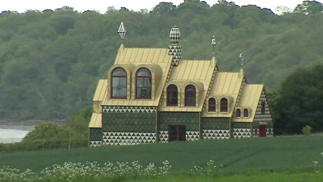 """""""Julie's House"""", designed by Grayson Perry"""