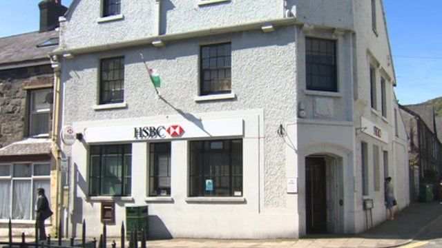 HSBC Llanberis