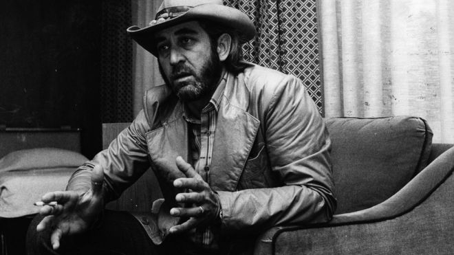 Singer Don Williams