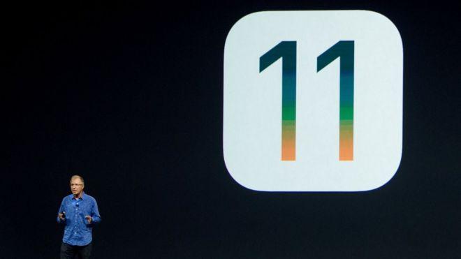 iOS 11 | BBC