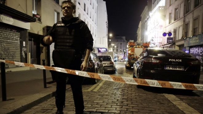 Paris attacks: What happened on the night - BBC News