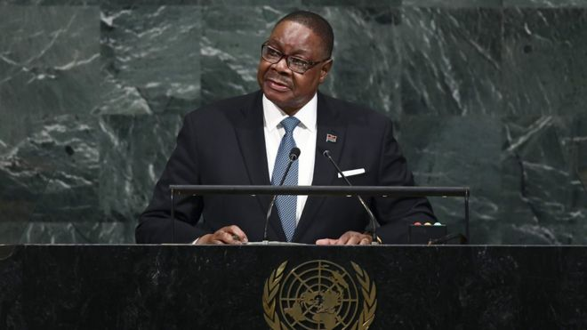 The Malawian president has vowed to investigate the killing of five people accused of behaving like vampires.