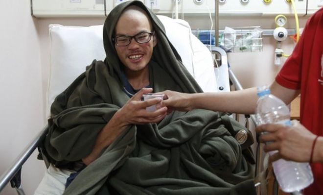 台湾情侣尼泊尔登山失踪47天後一死一获救