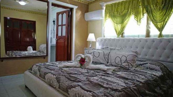 Casa particular em Playa Giron